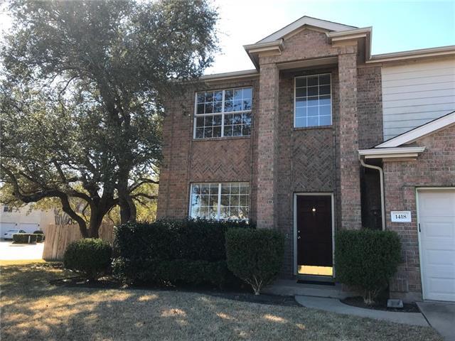 1418 Nandina Dr, Cedar Park, TX 78613 (#1983429) :: Papasan Real Estate Team @ Keller Williams Realty