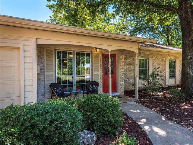 2306 Fair Oaks Dr, Austin, TX 78745 (#1988987) :: Papasan Real Estate Team @ Keller Williams Realty
