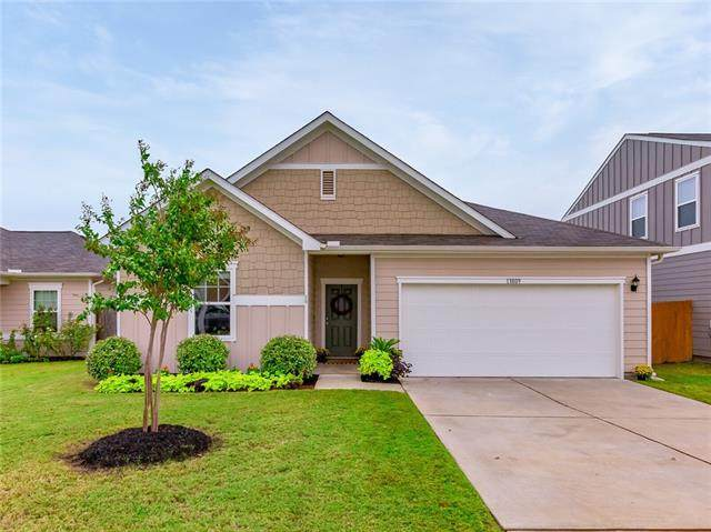 13809 Sherri Berry Way, Manor, TX 78653 (#1994288) :: The Heyl Group at Keller Williams