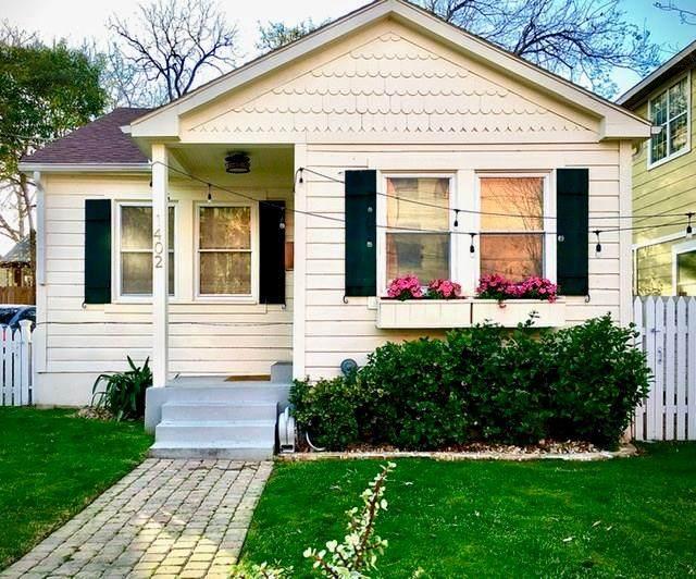 1402 Eva St, Austin, TX 78704 (#2016484) :: Lauren McCoy with David Brodsky Properties