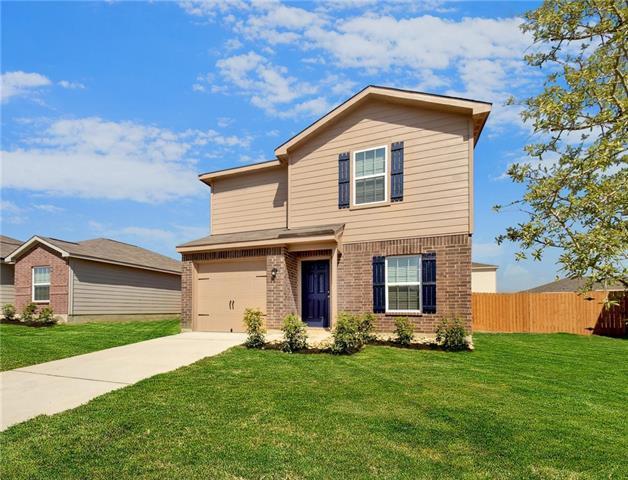 109 Wincliff Ln, Jarrell, TX 76537 (#2055376) :: Forte Properties