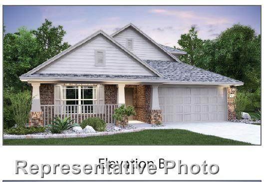 109 El Ranchero Rd, Georgetown, TX 78628 (#2073492) :: Papasan Real Estate Team @ Keller Williams Realty