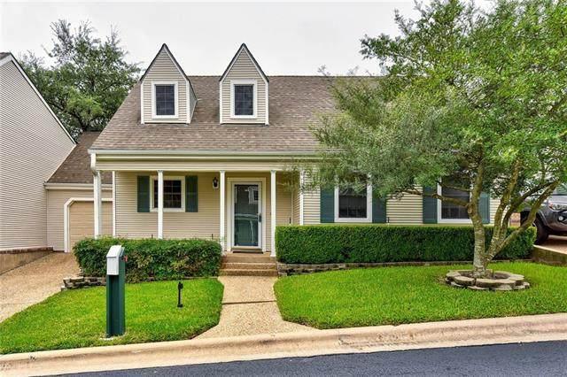 7907 Griffin Ct, Austin, TX 78731 (MLS #2076521) :: Vista Real Estate