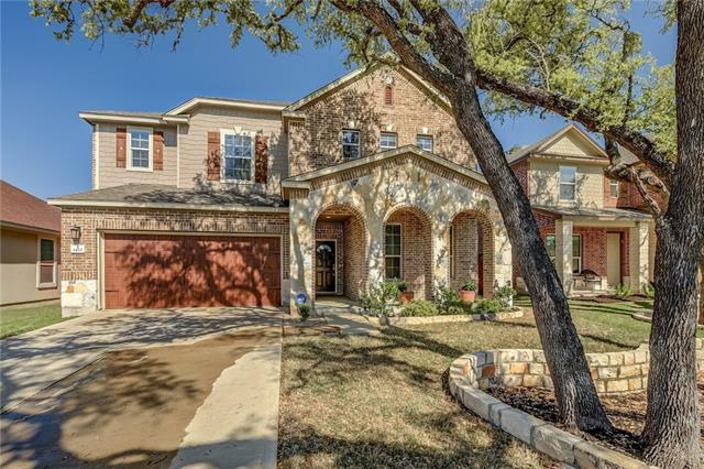 1420 Reklaw Ln, Leander, TX 78641 (#2083086) :: The Gregory Group