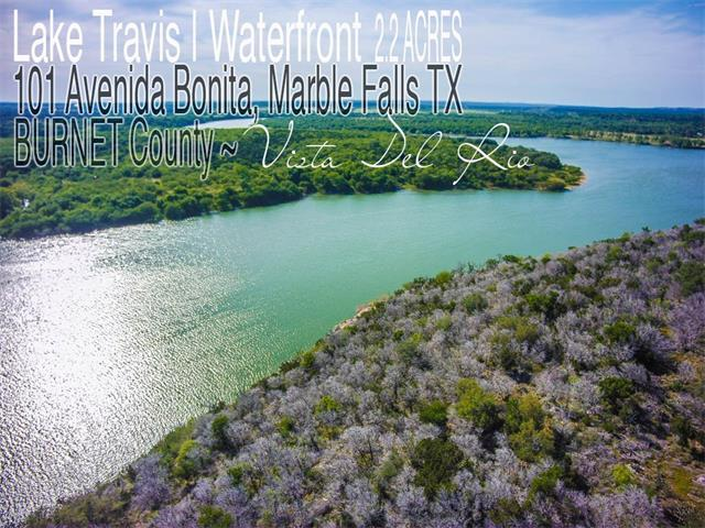 101 Avenida Bonita, Marble Falls, TX 78654 (#2085113) :: Watters International