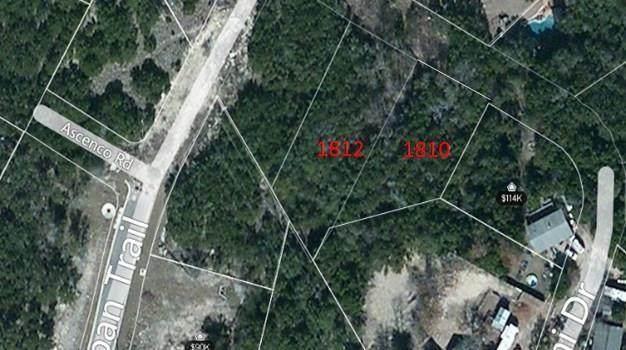 1812 Miami Dr, Austin, TX 78733 (#2103427) :: Watters International
