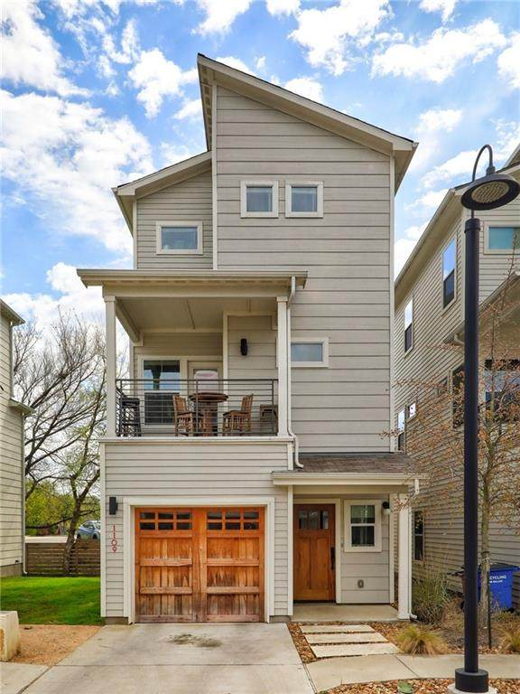 1109 Euphoria Bnd #33, Austin, TX 78702 (#2105650) :: The Perry Henderson Group at Berkshire Hathaway Texas Realty