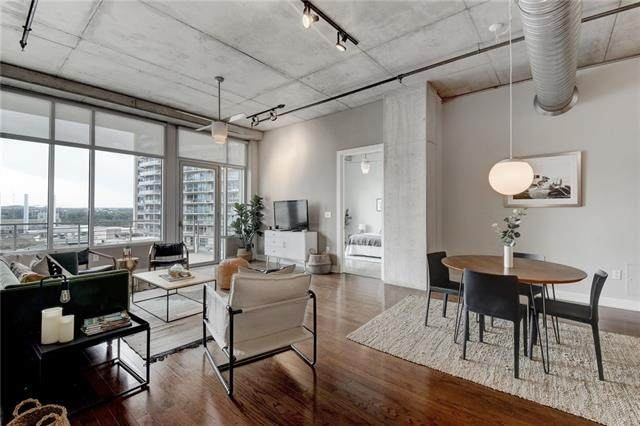 800 W 5th St #705, Austin, TX 78703 (#2147908) :: Green City Realty