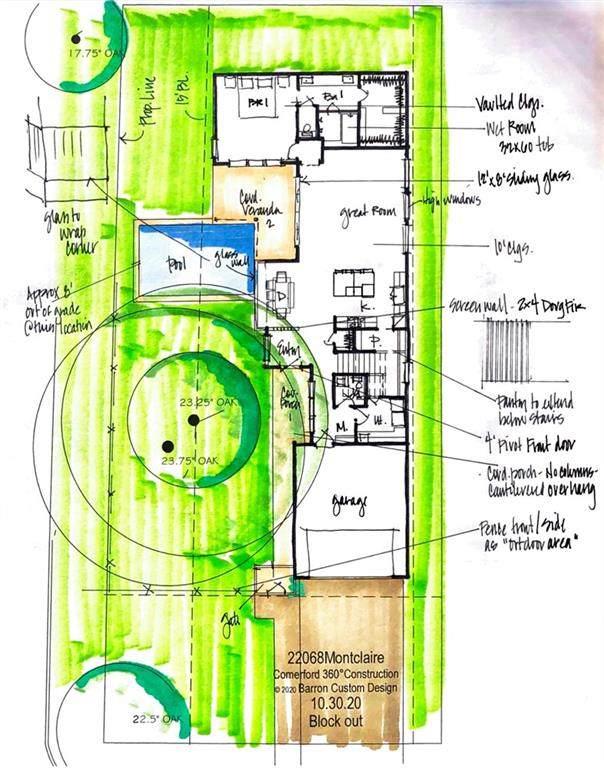 2208 Montclaire St, Austin, TX 78704 (MLS #2159525) :: Vista Real Estate