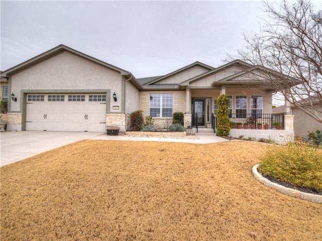 112 Apache Mountain Ln, Georgetown, TX 78633 (#2191253) :: Forte Properties