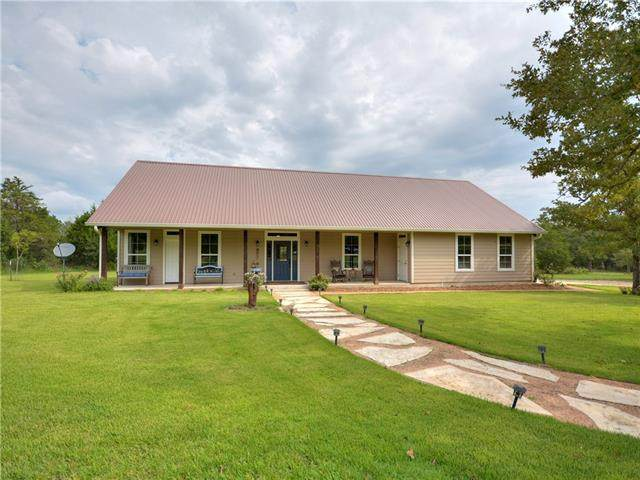 182 Wrangler Ln, Smithville, TX 78957 (#2198073) :: Zina & Co. Real Estate