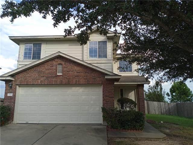 13503 Abraham Lincoln, Manor, TX 78653 (#2198974) :: The Heyl Group at Keller Williams