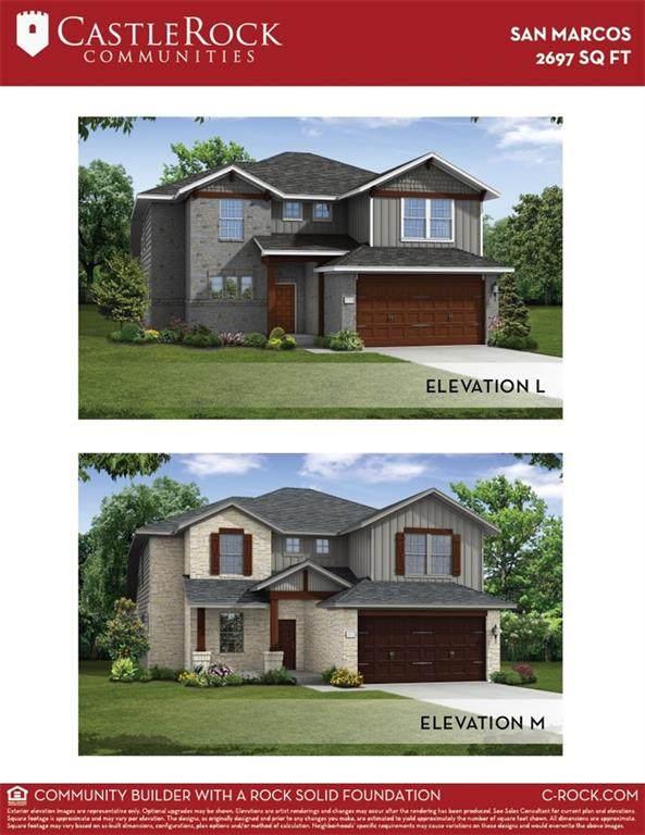 6555 Teramo Ter, Round Rock, TX 78665 (MLS #2299269) :: Vista Real Estate