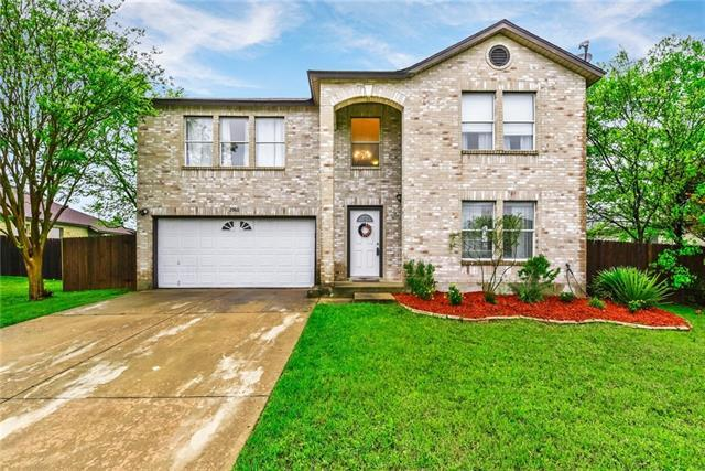 2960 Donnell Dr, Round Rock, TX 78664 (#2337333) :: Forte Properties