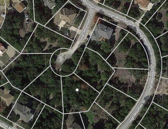 3503 High Mountain Cir, Lago Vista, TX 78645 (#2380236) :: Zina & Co. Real Estate
