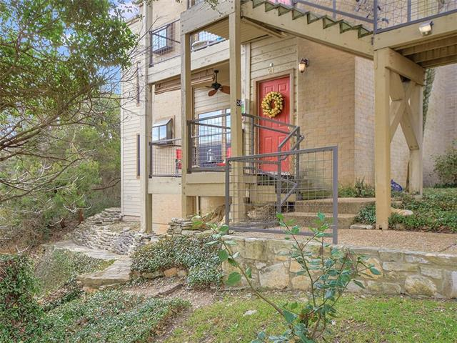 6600 Valleyside Rd E-24, Austin, TX 78731 (#2392571) :: Papasan Real Estate Team @ Keller Williams Realty