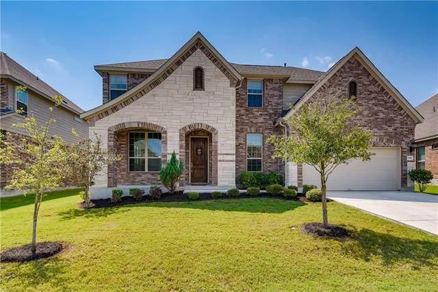 3917 Rosa Park, Pflugerville, TX 78660 (#2406350) :: Azuri Group | All City Real Estate