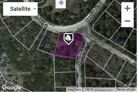20901 Rawhide Trl, Lago Vista, TX 78645 (#2423799) :: Papasan Real Estate Team @ Keller Williams Realty