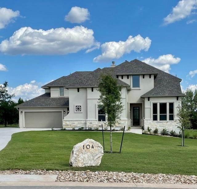 104 Junes Meadow, Liberty Hill, TX 78642 (#2433427) :: Watters International