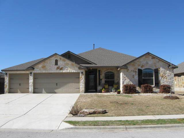 140 Florenz Ln, Georgetown, TX 78628 (#2442074) :: The Perry Henderson Group at Berkshire Hathaway Texas Realty