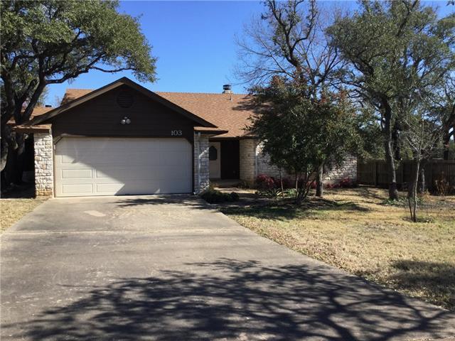 103 Turtle Bend Bnd, Georgetown, TX 78628 (#2464501) :: Austin International Group LLC