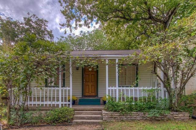 2009 Melridge Pl NE, Austin, TX 78704 (#2466520) :: Realty Executives - Town & Country