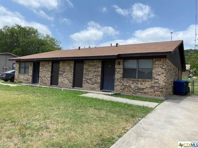 809 N 3rd St, Copperas Cove, TX 76522 (#2474095) :: Green City Realty