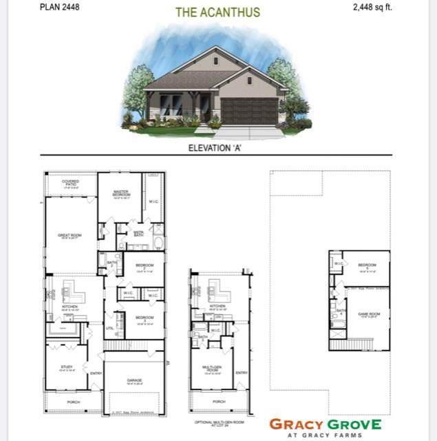 1609 Kathy Lynn Ct #5, Austin, TX 78758 (#2477085) :: All City Real Estate