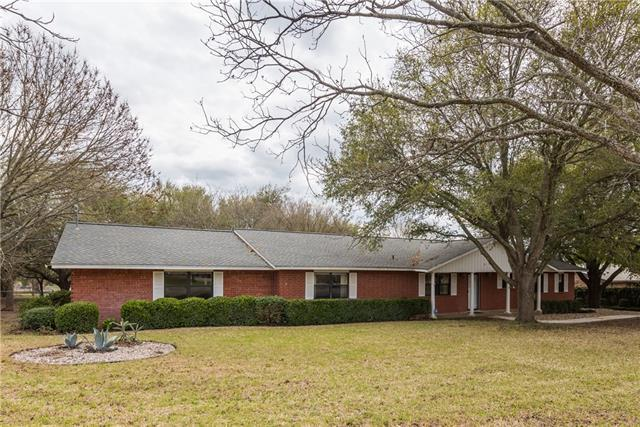 1505 Wofford Dr, Burnet, TX 78611 (#2481847) :: The ZinaSells Group