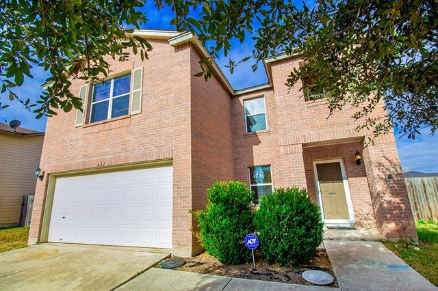441 Holly Grove St, Kyle, TX 78640 (#2490914) :: Watters International