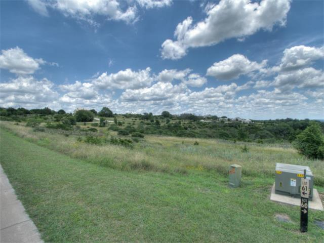 Lot 61 Canyon View, Burnet, TX 78611 (#2541291) :: Ana Luxury Homes
