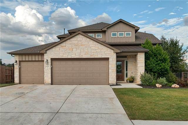 116 Rancho Trl, Georgetown, TX 78628 (#2552332) :: Watters International
