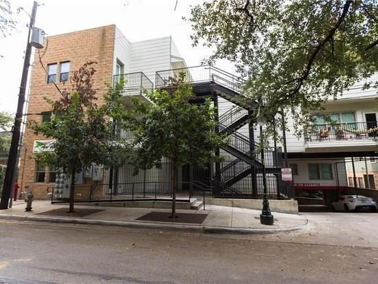 2708 San Pedro St #204, Austin, TX 78705 (#2552849) :: Watters International