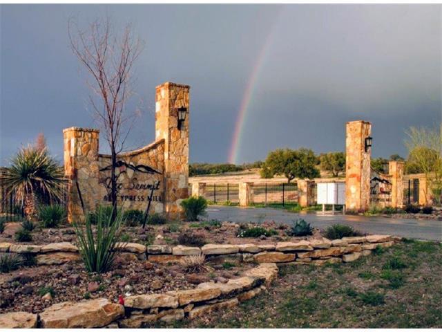 271 Summit Springs Ln Lot 17, Johnson City, TX 78636 (#2586905) :: Papasan Real Estate Team @ Keller Williams Realty