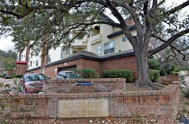 3001 Cedar St #310, Austin, TX 78705 (#2593776) :: KW United Group