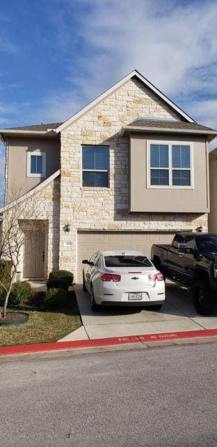 2105 Town Centre Dr #38, Round Rock, TX 78664 (#2594834) :: The Summers Group