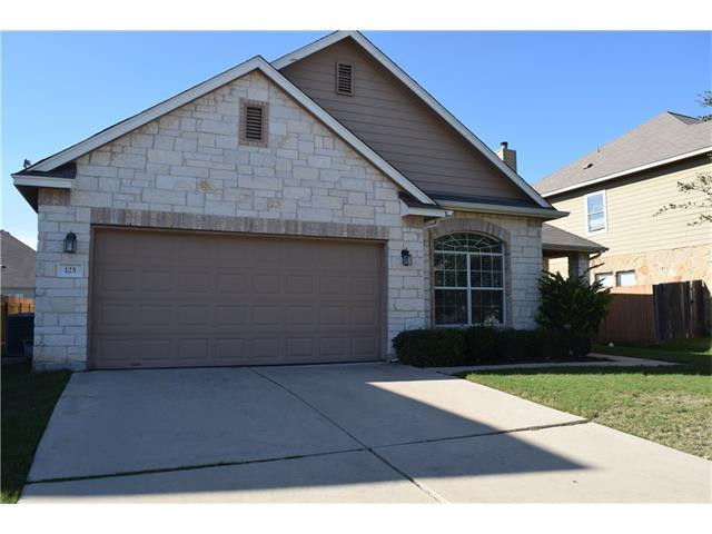 125 Emory Fields Dr, Hutto, TX 78634 (#2601134) :: Watters International