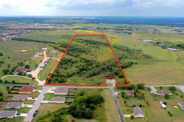 TBD 1ST St, Jarrell, TX 76537 (#2636303) :: Front Real Estate Co.