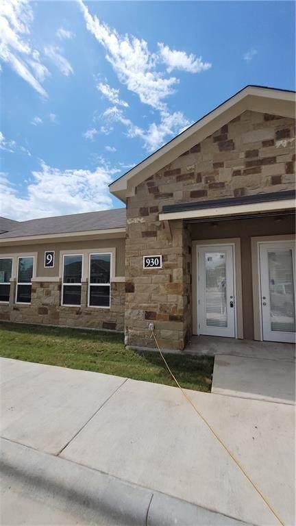 1000 Gattis School Rd #930, Round Rock, TX 78664 (#2646073) :: Watters International