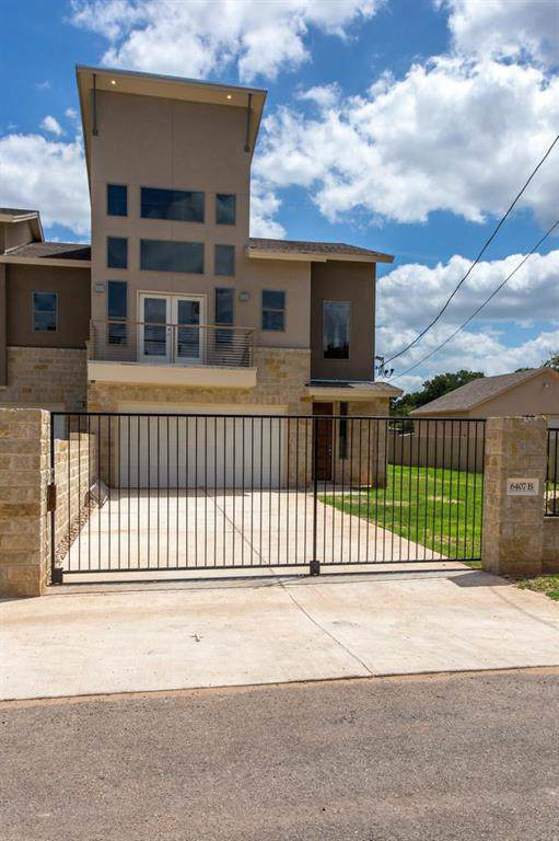 6407 Hopkins Dr B, Austin, TX 78734 (#2647904) :: Realty Executives - Town & Country