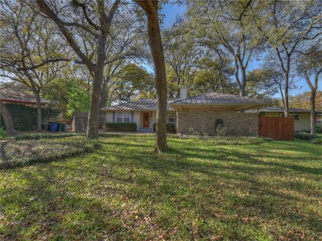 2603 W 49 1/2 St, Austin, TX 78731 (#2684544) :: Papasan Real Estate Team @ Keller Williams Realty