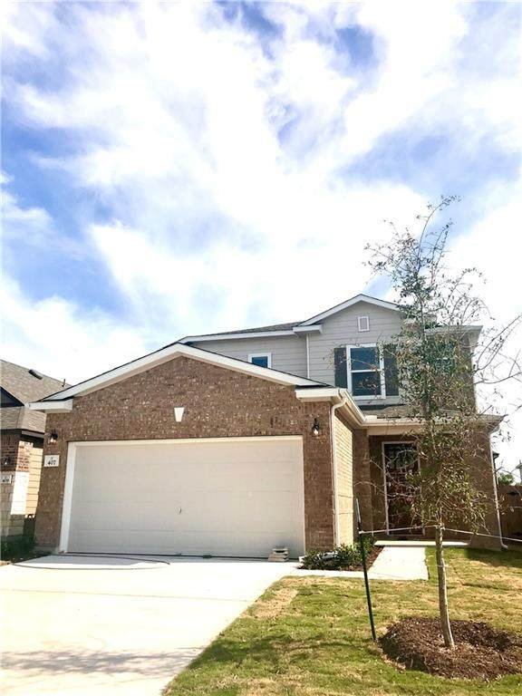 407 Lynwood Gold Way, Pflugerville, TX 78660 (#2713075) :: The Summers Group