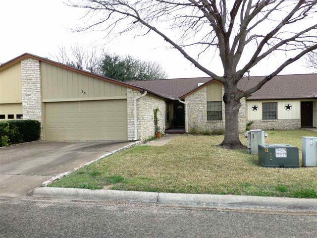 24 Fairway Ln, Meadowlakes, TX 78654 (#2770647) :: The Perry Henderson Group at Berkshire Hathaway Texas Realty