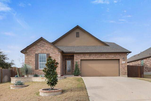 1436 Crested Butte Way, Georgetown, TX 78626 (#2789137) :: Lauren McCoy with David Brodsky Properties