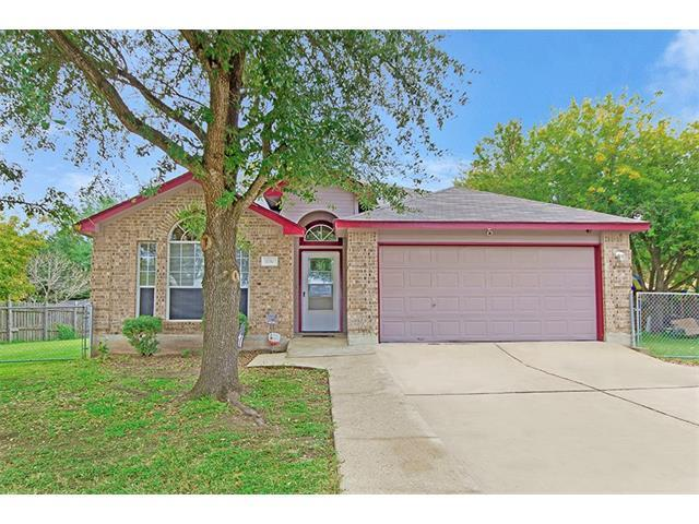 1010 Cottonbowl Dr, Taylor, TX 76574 (#2834410) :: Watters International