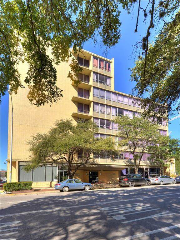 1800 Lavaca St A-606, Austin, TX 78701 (#2849565) :: The Summers Group