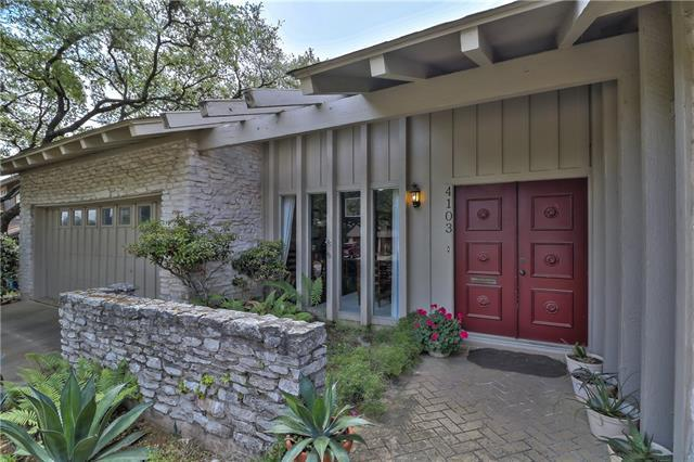 4103 Greystone Dr, Austin, TX 78731 (#2871673) :: The ZinaSells Group