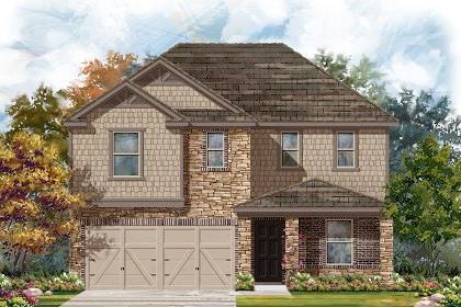 1217 Half Hitch Trl, Georgetown, TX 78633 (#2874108) :: Papasan Real Estate Team @ Keller Williams Realty