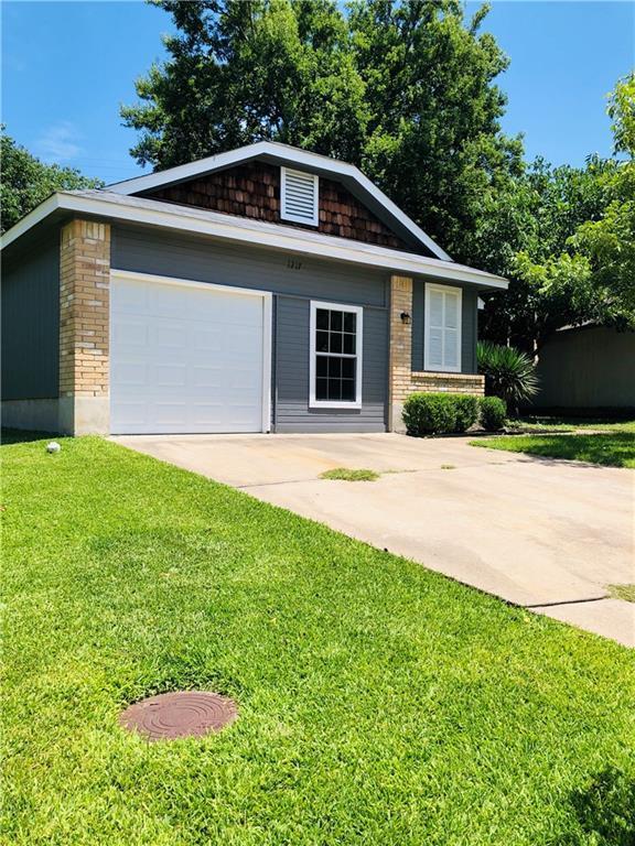 1217 Silverton Ct, Austin, TX 78753 (#2878881) :: The Heyl Group at Keller Williams