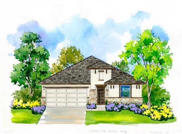 1316 Eagle Ridge Trail, Leander, TX 78641 (#2879269) :: Forte Properties